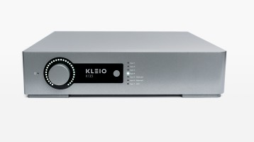 Front image of Kleio K135 Integrated Amplifier