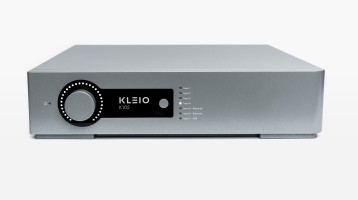 Front image of Kleio K105 Pre-amplifier